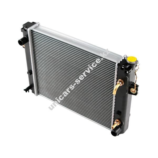 радиатор вилочный погрузчик коматсу