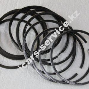 Кольца поршневые на двигатель Komatsu (Yanmar)